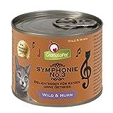 Symphonie No. 3 Wild & Huhn in natürlichem Gelee, 6er Pack (6 x 200 g)