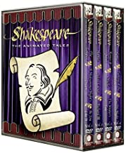 Best shakespeare animated tales dvd Reviews