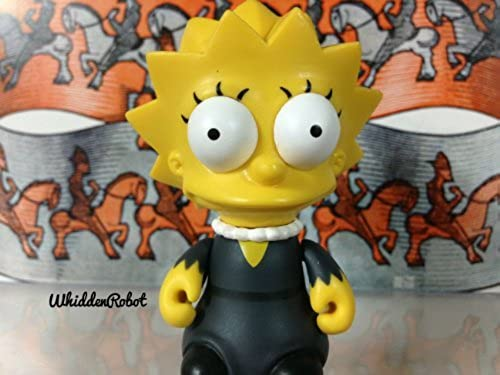tiempo libre Treehouse of Horror Horror Horror The Simpsons Kidrobot Lisa 2 20 (Opened to Identify) by Kidrobot  muy popular