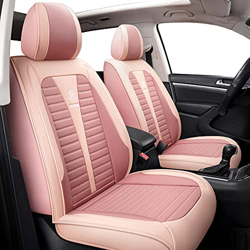 Isen-CoverAuto Faux Leather Car ...