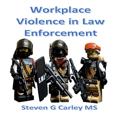 Workplace Violence in Law Enforcement audiobook cover art