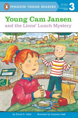 Young Cam Jansen and the Lions\' Lunch Mystery (English Edition)