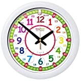 EasyRead ERTT-DIG Reloj Infantil de Pared Time Teacher, Que Indica la Hora (Digital) en Formato de 12 y 24 horas