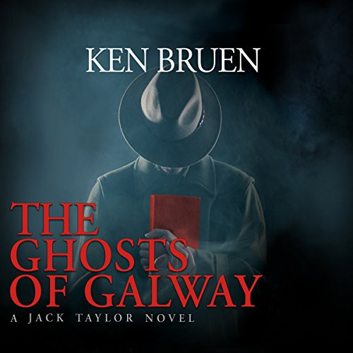 The Ghosts of Galway audiobook cover art