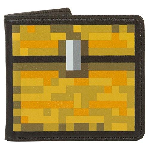 Jinx Minecraft Truhe Brieftasche