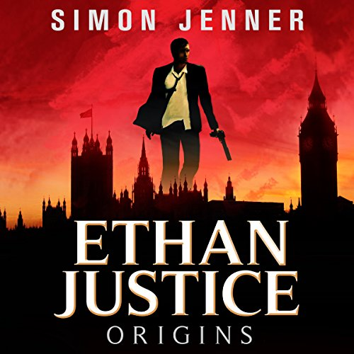 Ethan Justice: Origins audiobook cover art