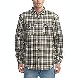 Globe Camden II LS Shirt Camisa, Hombre, Cashew, XL