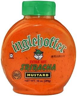 Inglehoffer Mustard Squeeze Sriracha Extra hot, 10.25 oz