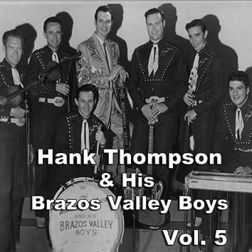 Hank Thompson & His Brazos Valley Boys, Vol. 4