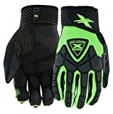 West Chester Protective Gear 88206 Extreme Work Strike ProteX Gloves – Large, Safety Performance w/Suede Palm, Hook and Loop Cuff, XTouch Index Finger