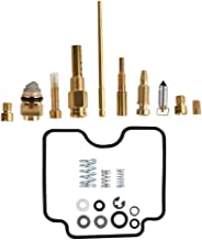 CQYD New Carburetor Repair Carb Rebuild Kit for 2003-2008 Suzuki Ltz400 Quadsport Z400
