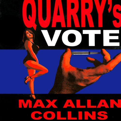 Quarry's Vote audiobook cover art