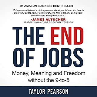 The End of Jobs audiobook cover art