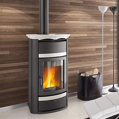 La Nordica Kaminofen Norma Steel S Evo Idro DSA wasserführend (19,5 kW)