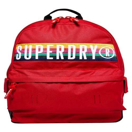Superdry Retro Band Montana  Bolso de mochila mujer  30 x 45 13 cm  ancho alto largo