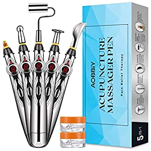 Alternative Treatment - The Electronic Acupuncture Pen has no side effects, different from relieving chronic pain drugs. Effective for relieving acute and chronic physical pain caused by arthritis, sports injuries, and muscle, joint, and back pains. ...