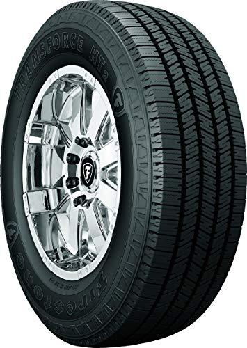 Firestone Transforce HT2 Highway Terrain Commercial Light Truck Tire LT235/80R17 120 R E