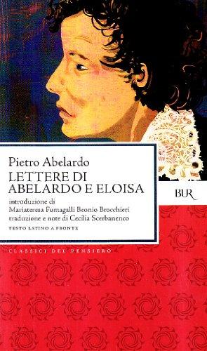 Lettere di Abelardo e Eloisa. Testo latino a fronte