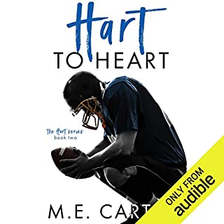Hart to Heart audiobook cover art