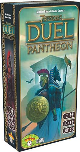 Repos - 7 Wonders Duel Pantheon Erweiterung (English)
