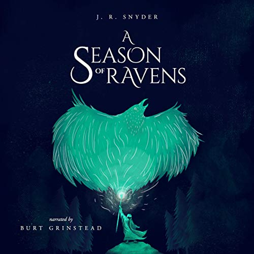 A Season of Ravens Audiobook By J.R. Snyder cover art