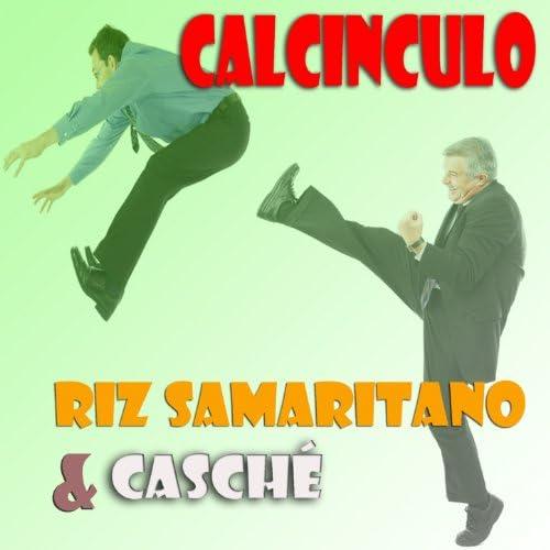 Riz Samaritano feat. Caschè