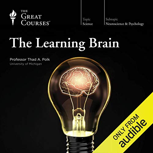 Page de couverture de The Learning Brain