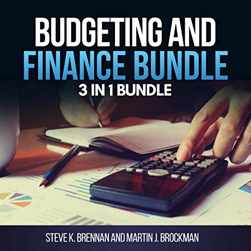 Budgeting and Finance Bundle: 3 in 1 Bundle cover art