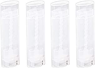 oval tube plastic