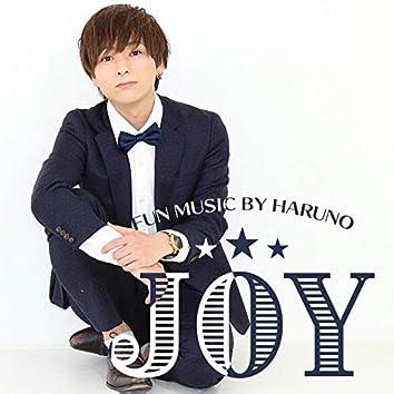 """FUN MUSIC BY HARUNO""""JOY"""""""