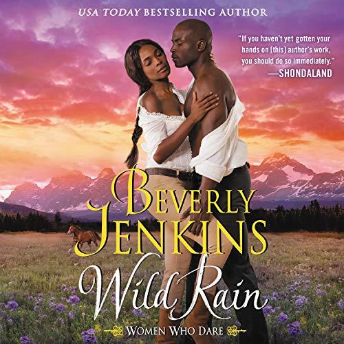 Wild Rain Audiobook By Beverly Jenkins cover art