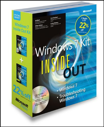 Windows® 7 Inside Out Kit: Troubleshooting Windows® 7 Inside Out & Windows® 7 Inside Out
