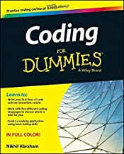 Coding For Dummies (For Dummies (Computers)) by Nikhil Abraham (2015-02-24)