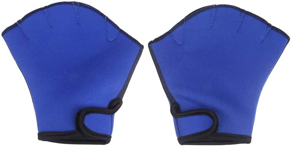 Aquatic Price reduction Gloves Safety and trust Swimming Flipper Fin Training f Swim Tools