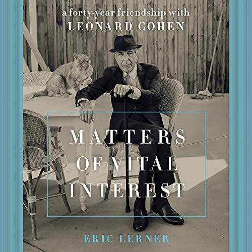 Matters of Vital Interest audiobook cover art