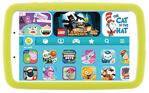 "Samsung - Galaxy Tab A Kids Edition - 8"" - 32GB - Silver"