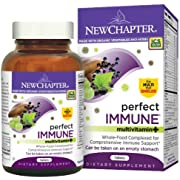 New Chapter Perfect Immune Multvitamin, 72 Tablets