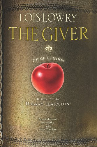 The Giver (illustrated; gift edition) (The Giver Trilogy Book 1) (English Edition)