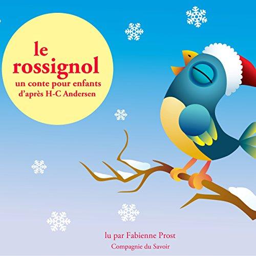 Le rossignol audiobook cover art