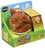 Vtech Baby 80-189104 - Tip Tap Tiere - Plüsch-Pudel, braun -