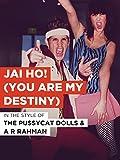 Jai Ho! (You Are My Destiny)