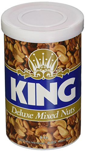 Loftus International Loftus Three Snakes in A Can - King Deluxe Mixed Nuts Prank