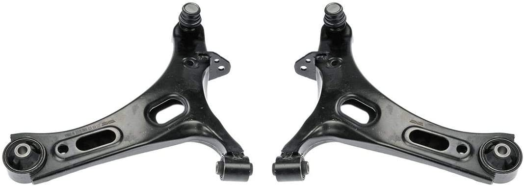 AutoDN Front Lower LH RH Control Joint W and 格安店 新作続 Ball Compatible Arm