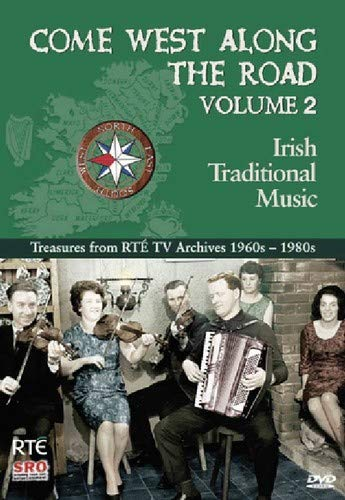 Vol. 2-Come West Along the Road-Irish Traditional