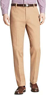 Brooks Brothers Mens Milano Fit Supima Cotton Stretch Chino Pants Tan Beige