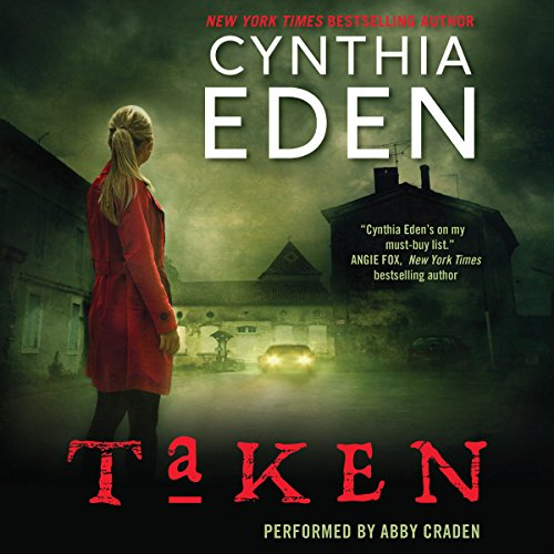 Taken cover art