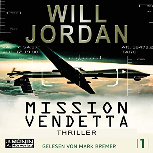 Couverture de Mission Vendetta