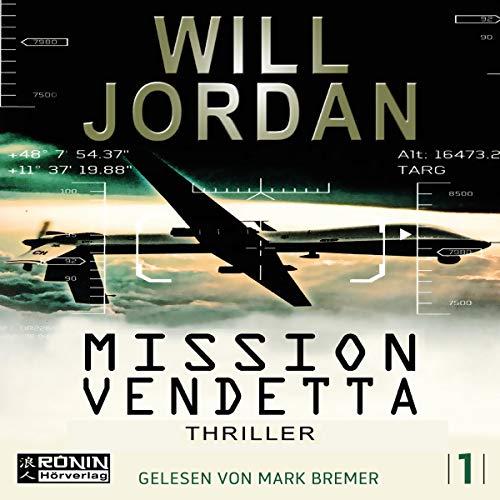 Mission Vendetta cover art
