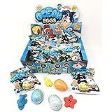 Sbabam Ocean Eggs-i Tuoi Cuccioli marini-Immergili in Acqua e aspetta Che Si schiudano Le Uova-Prezzo 1 Pezzo, Colore, 86133