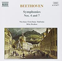 Symphonies 4 & 7 by BEETHOVEN (1997-05-13)